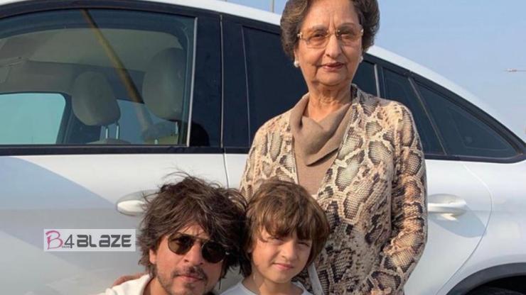 woman seen with Shahrukh-Abram