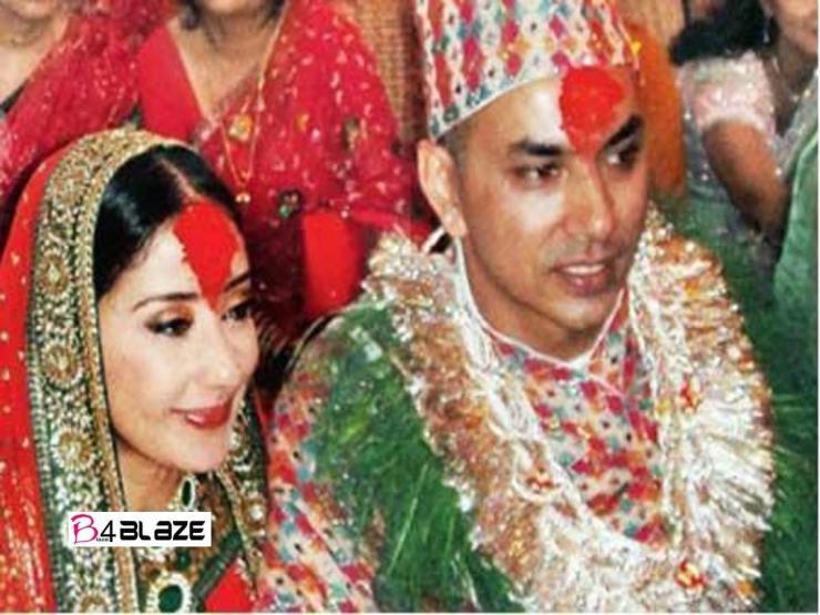 Monisha Koirala wedding photos