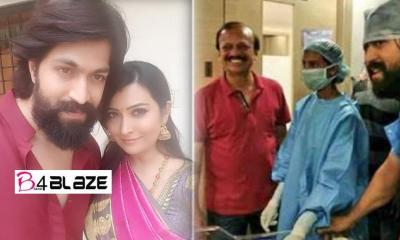 Radhika Pandit admitted to hospital