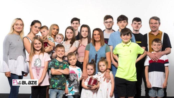 couples have 21 child in Britain images