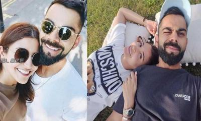 Anushka Sharma and Virat Kohli's cute relationship