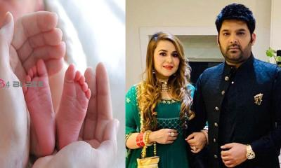 Kapil Sharma and Wife blessed with a baby girl