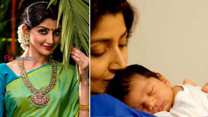 Divya Unni Blessed with a Baby Girl, Actress Shared the First Photo of Baby