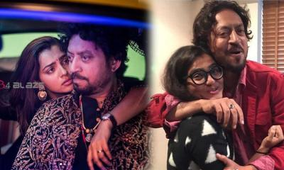 Parvathy's emotional note about actor Irrfan Khan