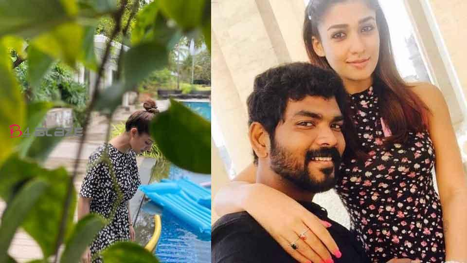 Nayanthara-Vignesh-Photos