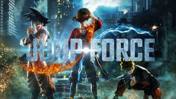 JUMP-FORCE 2019 game review