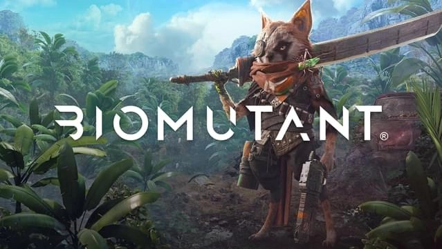 Biomutant RPG game