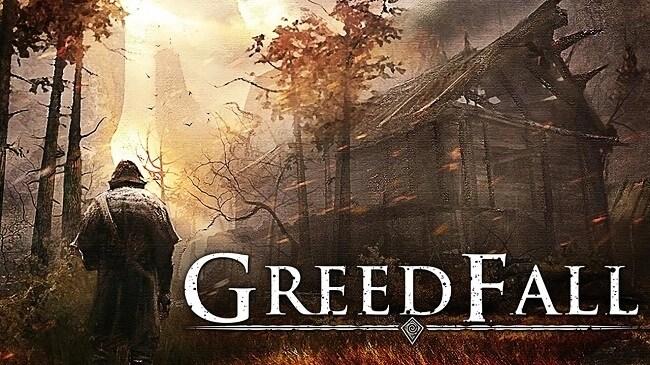 Greedfall 2019 rpg game