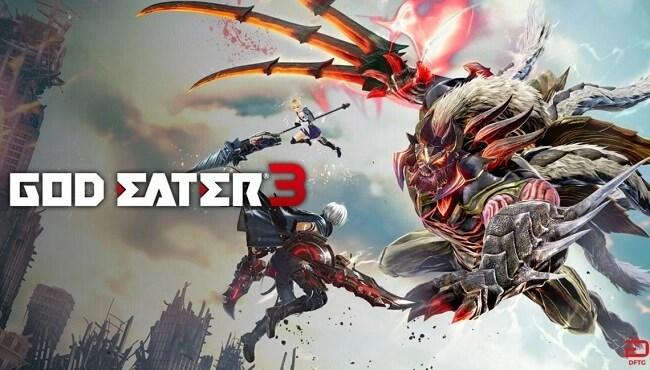 God Eater 3 RPG