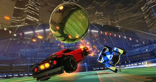 Rocket League xbox game