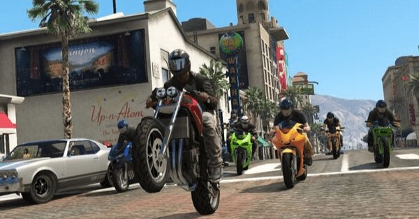 GTA Online for Xbox One