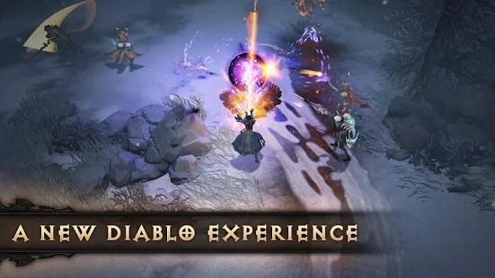 Diablo Immortal - best Free Mobile RPG Games
