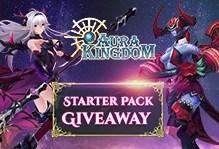 Aura Kingdom Starter Pack Keys