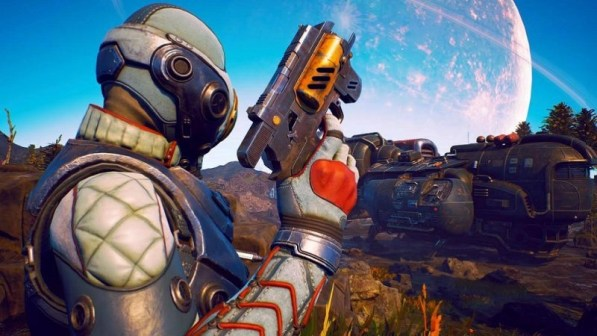 Outer Worlds app free game