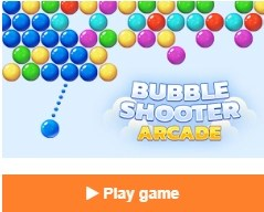 Bubble Shooter Arcade Free online game