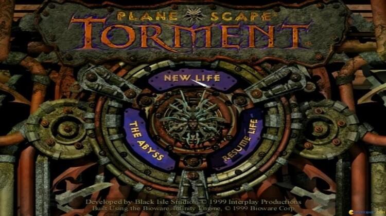 Planescape: Torment (1999)