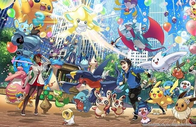 Pokémon GO Buddy Adventure review by b4gamez