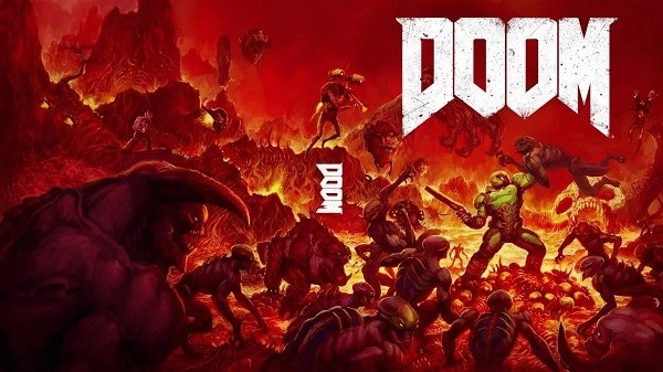 DOOM 2016 - pc offline game 2020