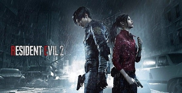 Resident Evil 2 - pc offline best game