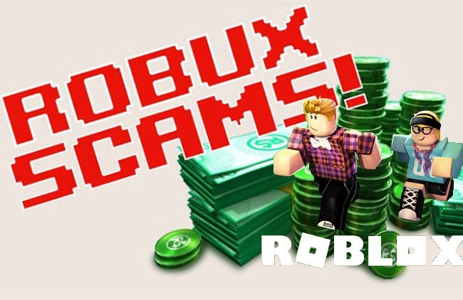 free robux - scam