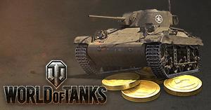 World of Tanks: Get tank M22 Locust + 600 gold