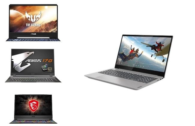 8 Gaming Laptops from Budget-Friendly to Most Expensive