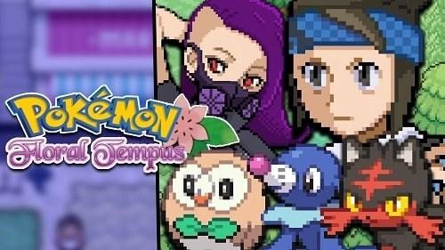 Pokémon Floral Tempus