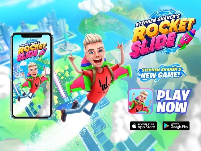 Rocket Slide app