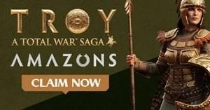 Free Total War Saga: TROY - AMAZONS DLC