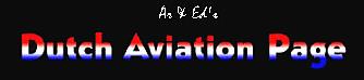 Dutch Aviation Page
