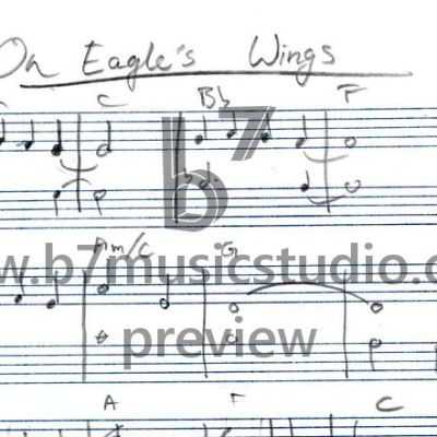 On Eagles' Wings - Manuscript Preview
