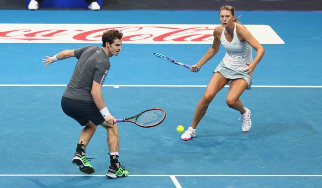 Photo by Clive Brunskill/Getty Images for IPTL 2014