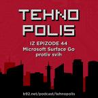 Iz E44: Microsoft Surface Go protiv svih