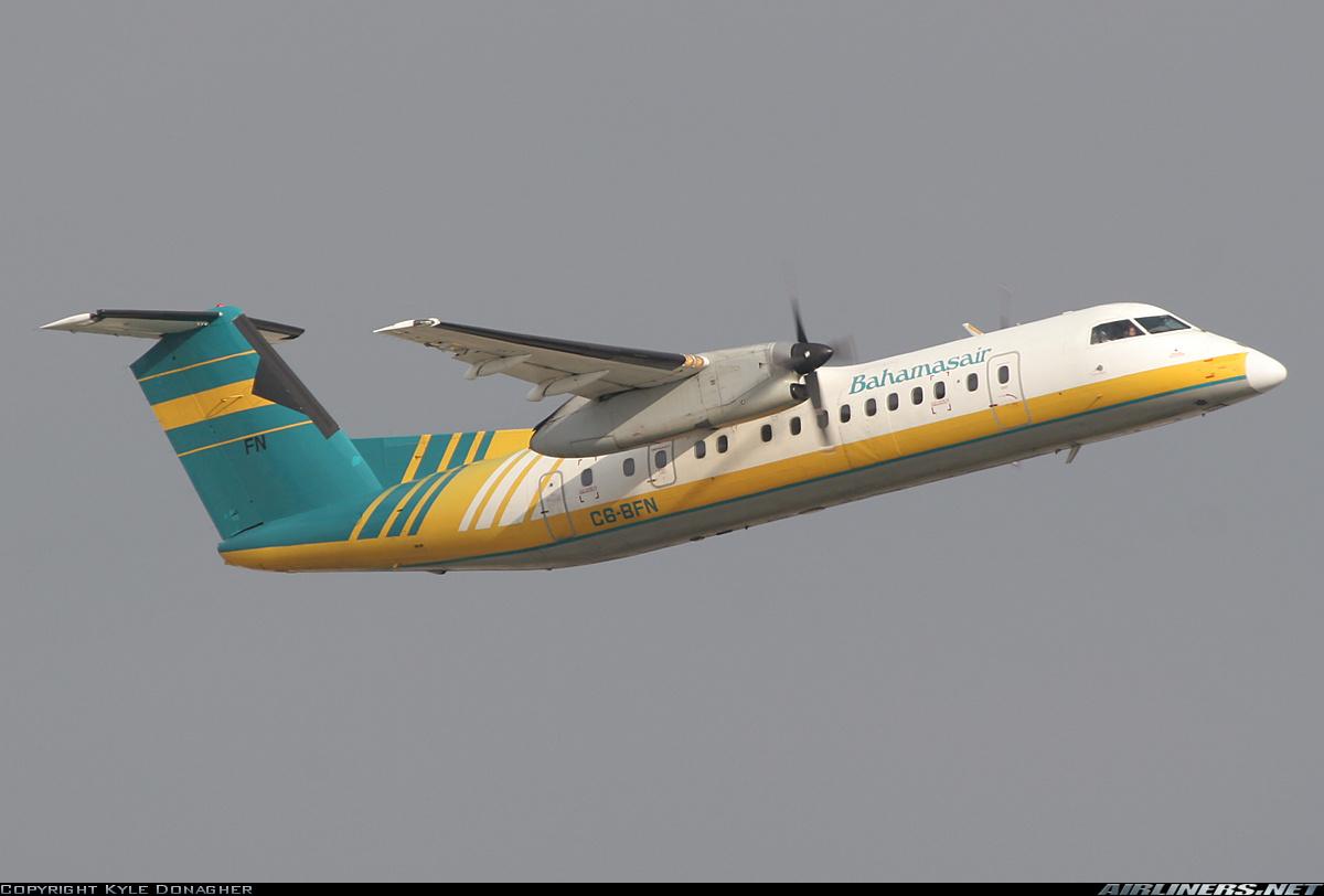 De Havilland Dash 8 300 Bureau Of Aircraft Accidents
