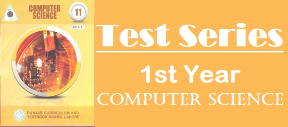Computer Science 1st Year Test Series