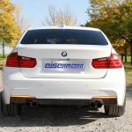 Eisenmann Exhaust Bmw F30 335i 4 X 76mm Performance
