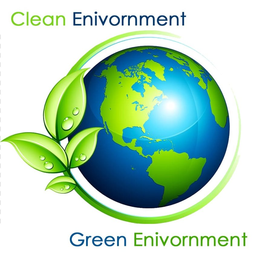 World earth day -clean and green environment