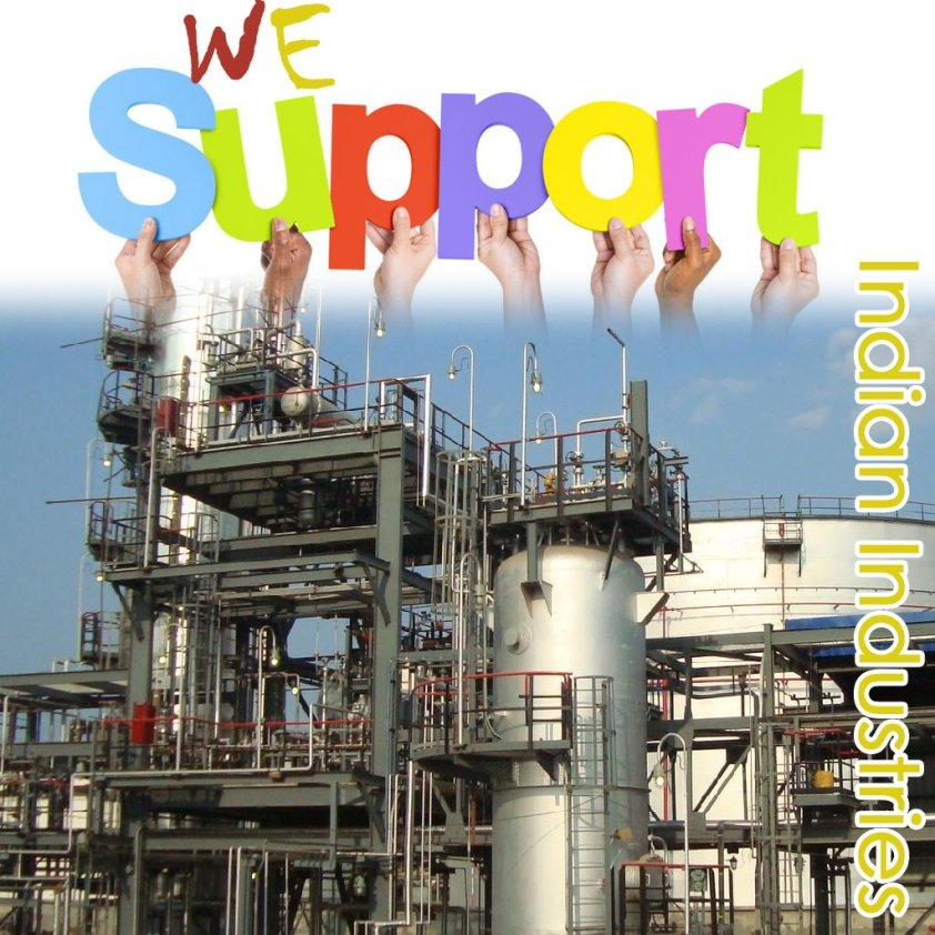 Support Indian Industry