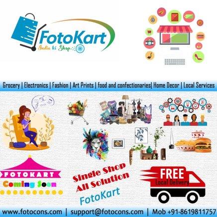 Fotokart-India ki shop