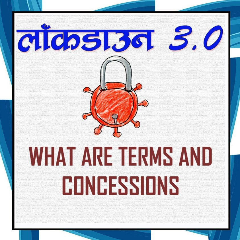 Lock down 3 what are terms and concession
