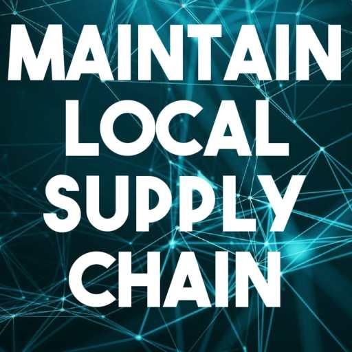 Maintain Local supply chain-Main focus of PM Modi's speech