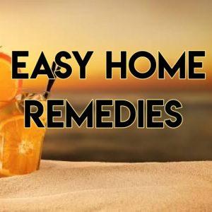 Easy Home remedy for sunstroke heatstroke