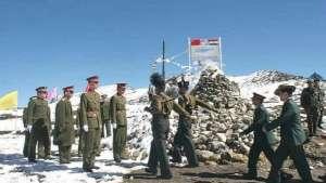 Indo China Border Conflict