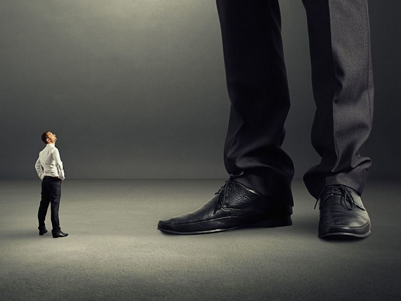 Problems faced by small businessman