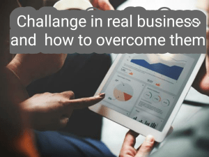 Challenges in Retail Business and How to Overcome Them
