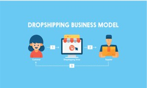 What is drop shipping model