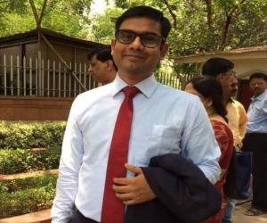 Utsav Kaushal UPSC topper