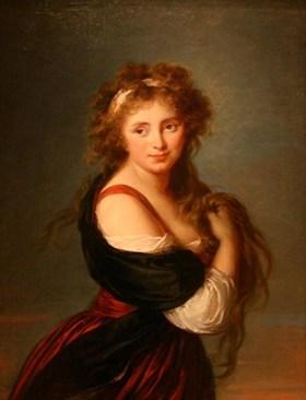 Elizabeth Louise Vigee Le Brun