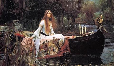 The Lady of Shalott - Waterhouse