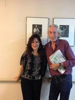 Nancy y Dionisio
